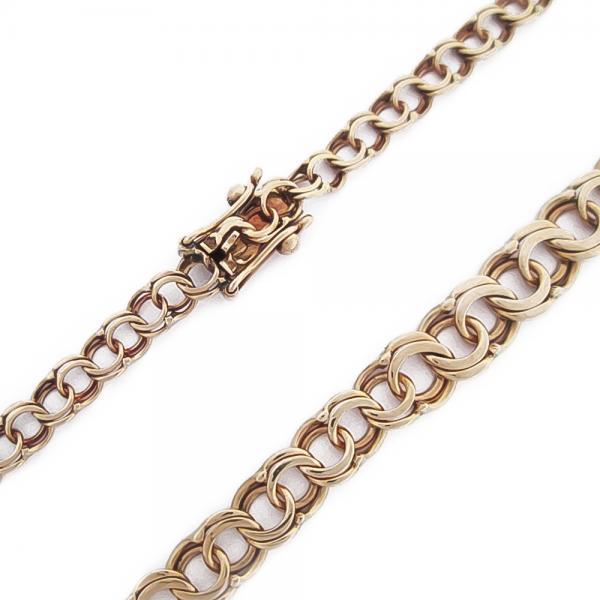 Kultakorut.com - Kultainen Bismarck kaulaketju 65fab71963